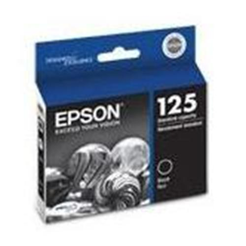Epson 125 - print cartridge - black