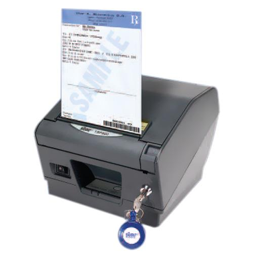Star Micronics TSP 847UII-24 RX Monochrom Direct Thermal Receipt Printer