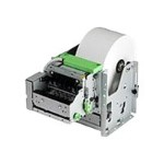 TUP 592-24 - Receipt printer - two-color (monochrome) - thermal paper - Roll (3.25 in) - 203 dpi - up to 519.7 inch/min - parallel, USB, LAN, serial - gray