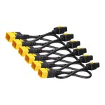 Power cable - IEC 320 EN 60320 C19 to IEC 320 EN 60320 C20 - AC 240 V - 6 ft - for P/N: SMX3000RMHV2UNC