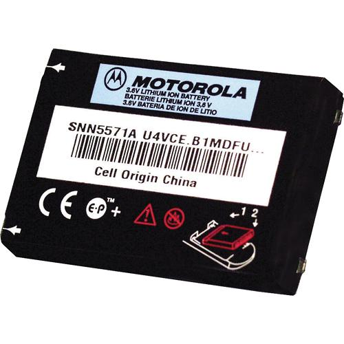 Motorola Rechargeable Lithium-Ion Battery (15 Hours) - for CLS Series 2-Way Radios