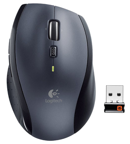 how to fix logitech usb receiver