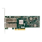 Hewlett Packard Enterprise InfiniBand 4X QDR ConnectX-2 PCIe G2 Dual Port HCA 592520-B21