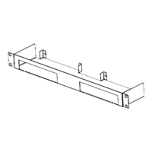Cyberdata Systems rack mounting kit - 1U