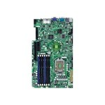 SUPERMICRO X8SIU-F - Motherboard - LGA1156 Socket - i3420 - 2 x Gigabit LAN - onboard graphics