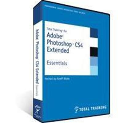 Total Training Total Training for Adobe Photoshop CS4 Extended Essentials - 1 DVD, 6 Hours Run Time (150825490)