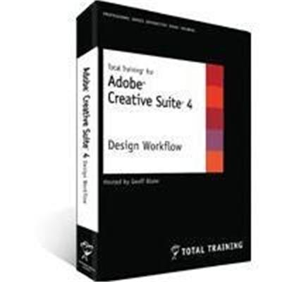 Total TrainingTotal Training for Adobe Creative Suite 4 Design Workflow - 1 DVD, 6 Hours Run Time(152026390)