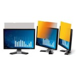 """Gold Privacy Filter for 17"""" Desktop LCD Monitor"""