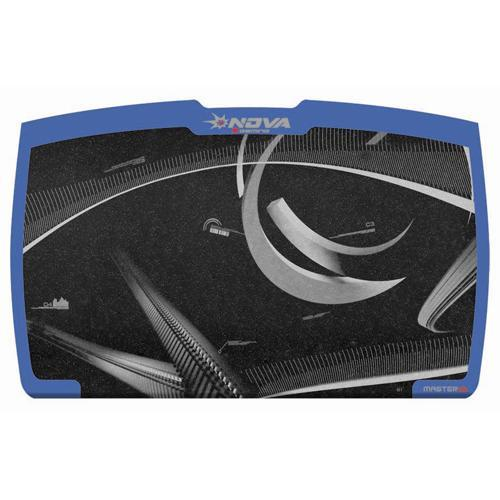 Nova Gaming MASTER GAMING MOUSE PAD - BLUE