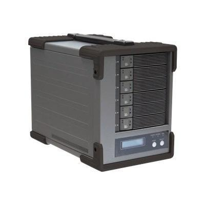 Advanced Industrial ComputerXtore MobilRAID 6Te - hard drive array(XR-T062-E5006)