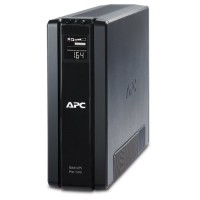 APC Back-UPS Pro 1500 - UPS - AC 120 V - 865 Watts - 1500 VA - 10 Output Connector(s) BR1500G