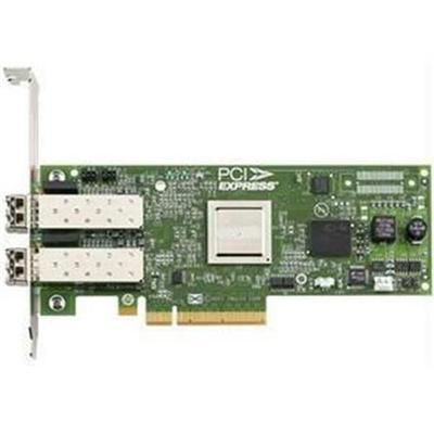 HP Modular Smart Array SC08e 2-ports External PCIe x8 SAS Host Bus Adapter (614988-B21)