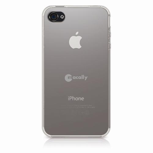 MacAlly Peripherals FlexFitP4 Clear Flexible Protective Case for iPhone 4 - Clear