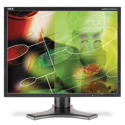 NEC DisplaysMultiSync LCD2090UXi-BK-1 - LCD display - TFT - 20.1