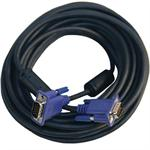 VGA Computer Cable - VGA cable - HD-15 (M) to HD-15 (M) - 6.6 ft