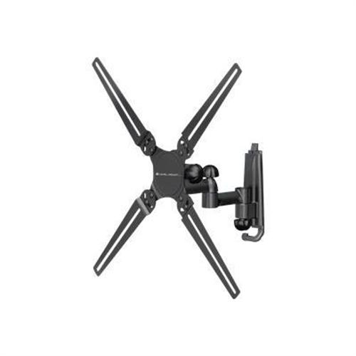 Level Mount AISTA Small Dual Arm Full Motion LCD Mount
