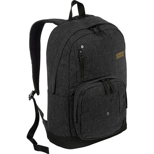 "Targus 16"" Denim Laptop Backpack - Black"