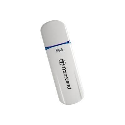 TranscendJetFlash 620 - USB flash drive - 8 GB(TS8GJF620)