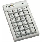 GOLDTOUCH NUMBERIC USB KEYPAD