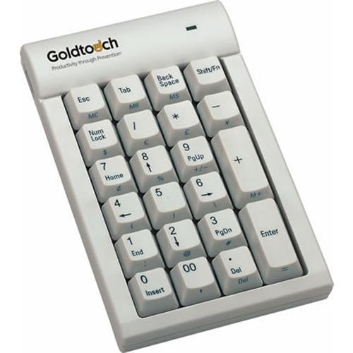 Ergoguys GOLDTOUCH NUMBERIC USB KEYPAD