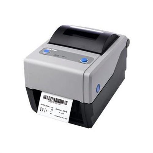 Sato America CG 408 - label printer - monochrome - direct thermal / thermal transfer