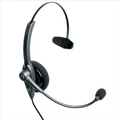 VXI CorporationPassport 10P DC Monaural Single-Wire Headset(201818)