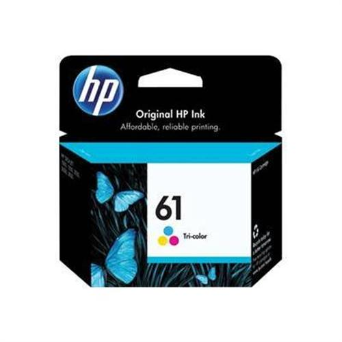HP 61 Tri-color Ink Cartridge