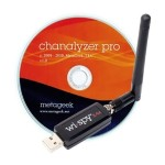 Wi-Spy 2400X2VPRO IEEE 802.11n (draft) USB - Wi-Fi Adapter. WI-SPY 2.4X W/ CHANALYZER PRO DIAGSW. 54 Mbps - External