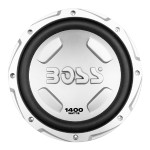 "CHAOS EXXTREME CX122 - Subwoofer driver - 700 Watt - 12"""