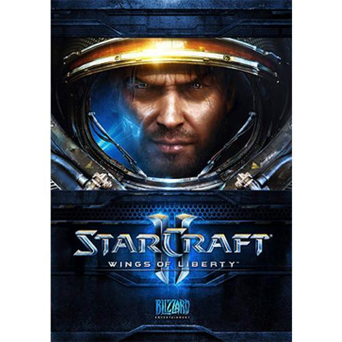 Activision StarCraft II: Wings of Liberty - Windows