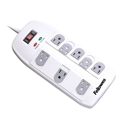 Fellowes Superior Workstation Series Surge Protectors