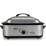 Metal Ware Nesco 18 Quart Electric Roaster 4818-25PR
