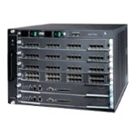 MDS 9506 Multilayer Director - Switch - rack-mountable - with 2x  MDS 9500 Series Supervisor-2A Module