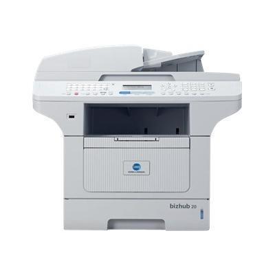 Konica Minolta bizhub 20 - multifunction printer ( B/W ) (A32R012)