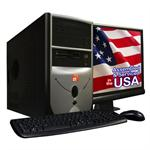 "2134NA AMD Athlon II X2 Dual-Core 255 3.1GHz Desktop - 2GB RAM, 500GB HDD, 18.5"" LCD, NVIDIA GeForce 6150SE, DVD±R/RW, Fast Ethernet"
