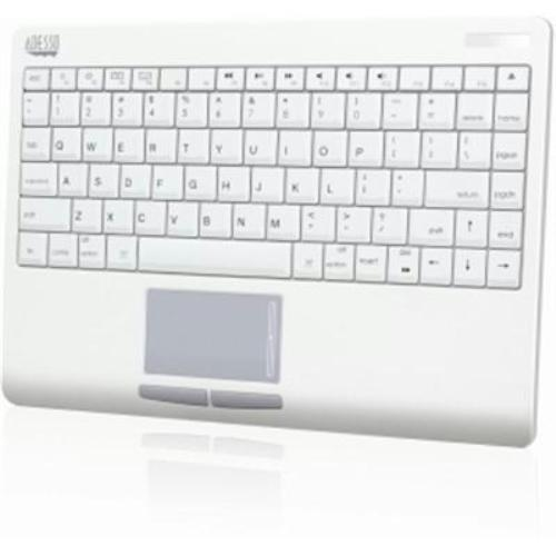Adesso Bluetooth SlimTouch Mini Touchpad Keyboard for Mac