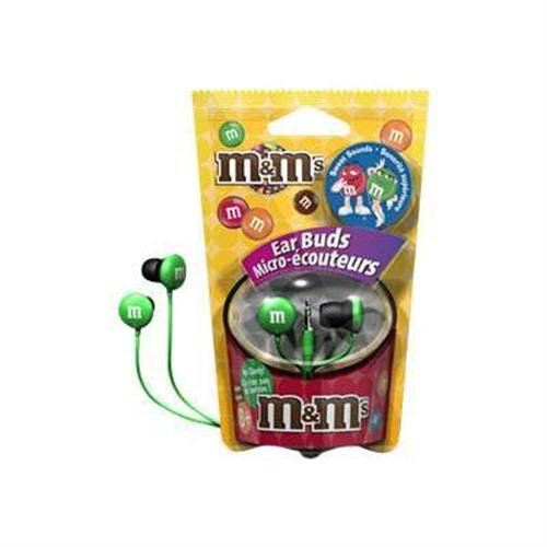 Maxell M&M´S Ear Buds MMEB-G - headphones