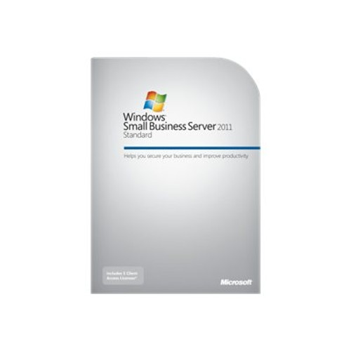Microsoft Windows Small Business Server 2011 CAL Suite - license