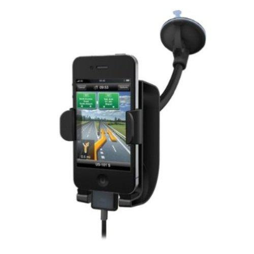 Kensington SoundWave Sound Amplifying Car Mount - car holder