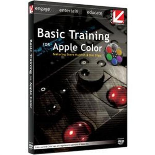 Class on Demand Basic Training for Apple Color