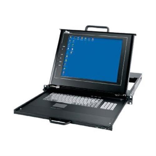 Middle Atlantic Products Atlantic Rackmount LCD, Keyboard and Touchpad 17 - KVM console - 17""