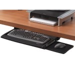 Fellowes Office Suites Deluxe Keyboard Drawer - Keyboard platform with mouse tray 8031207