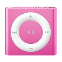8203964 lg Apple iPod Shuffle 2GB Pink 4th Generation   $48
