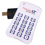 Touch It TouchIT Vote handheld student response device PRO-TVRR32H1R