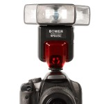 Dedicated Digital Autofocus Flash for Nikon Cameras