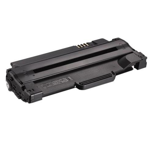 Dell 1500-Page Black Toner Cartridge for Dell 1130 / 1130n/ 1133/ 1135n Laser Printers