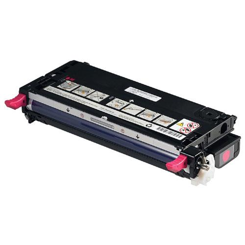 Dell 8,000-Page High Yield Magenta Toner for Dell 3115cn Color Laser Printer
