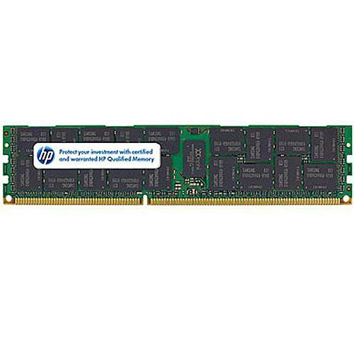 HP 16GB (4x4GB) Dual Rank x4 PC3-10600 (DDR3-1333) Registered CAS-9 Memory Kit