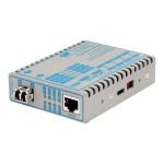 FlexPoint 10/100 - Fiber media converter - Ethernet, Fast Ethernet - 10Base-T, 100Base-FX, 100Base-TX - RJ-45 / LC multi-mode - up to 3.1 miles - 1310 nm