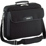 "15.4"" Traditional Notepac Laptop Case - Black"